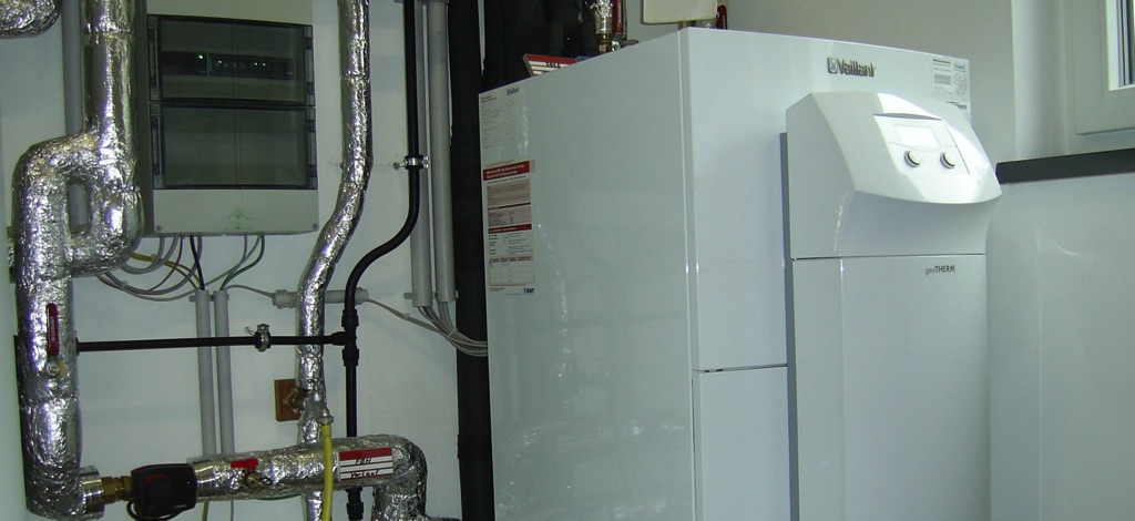 Vaillant Luft-Wasser-Wärmepumpe 8 kW Leistung,  [Lehner Haustechnik, Ebersbrunn]