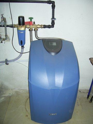 Fam. Sulz Großwiesendorf eine BWT Aqua Perla Wasserenthärtungsanlage für Seidenweiches Wasser.