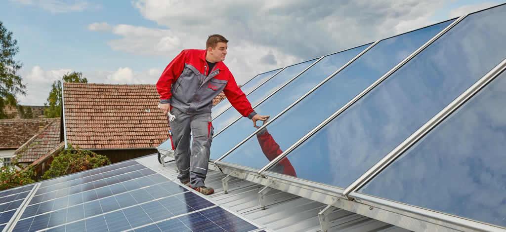 Referenzen PV Anlagen Klicken Sie sich durch unsere PV Projekte.
